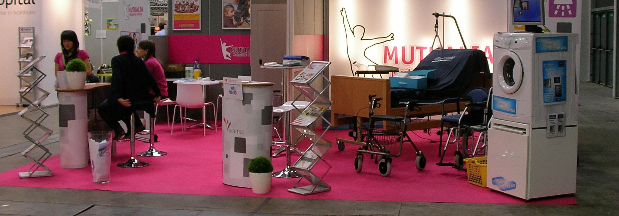 Salon de la mobilité 2012