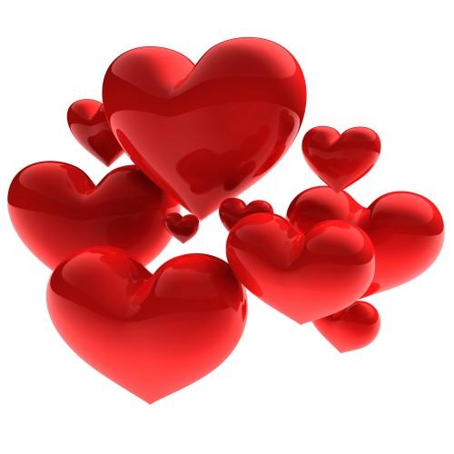 14 février: la Saint-Valentin!
