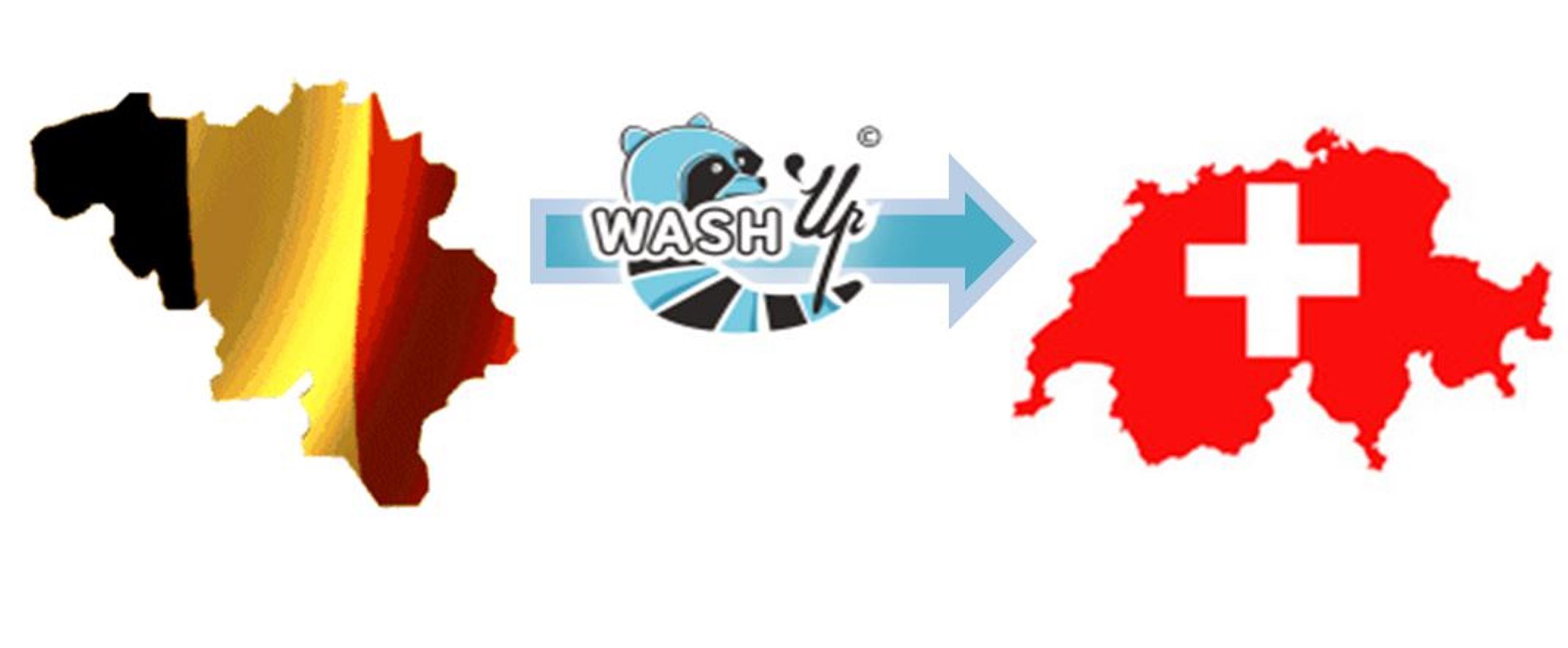 WASH 'Up s'internationalise… vers la Suisse!